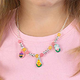 Kids Easter Charm Necklace