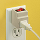 Outlet Adapter With Switch