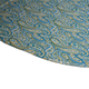 Paisley Vinyl Elasticized Table Cover, One Size
