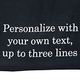 Customize Your Own T-Shirt