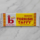 Banana Bonomo Turkish Taffy