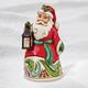 Jim Shore Mini Santa Figurine