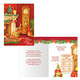 Calendar Gift Christmas Card Set of 20