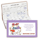 Personalized Beautiful People 2 Year Pocket Planner