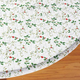 Winterberry Elasticized Table Cover