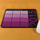 Personalized Essential Calendar Mousepad