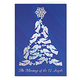 Blessing of the 12 Angels Christmas Card Set of 20