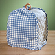 Gingham Appliance Cover Can Opener