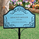 Personalized Memorial Magnetic Yard Sign