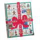 Christmas Bingo, One Size, Multicolor