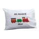 Personalized Train Pillowcase, One Size