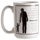 Personalized Father Mug