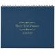 3 Year Calendar Diary 2021-2023 Blue