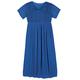 Blue Gauze Dress by Sawyer Creek