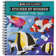 Brain Games® Sticker by Numbers Under the Sea Book