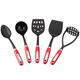 5 Piece Nylon Utensil Set by Chef's Pride