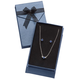 Claremont Sterling Necklace & Earring Set, One Size