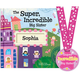Personalized The Super Incredible Big Sister Book Storybook