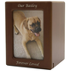 Personalized Photo Frame Pet Urn