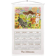Personalized Playful Kittens Calendar Towel