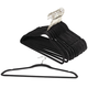 Slim Velvet Hangers, Pack of 25