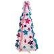 4' Jewel Tone Pull Up Tree by Holiday Peak™