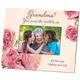 Personalized Grandma English Rose Frame