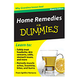Home Remedies Refrigerator Magnet Book For Dummies