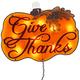 Give Thanks Shimmer Light