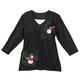 Snowman Top with Modesty Panel by Sawyer Creek