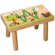 Personalized Woodland Animals Children's Step Stool