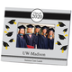 Personalized Tossed Cap Graduation Frame