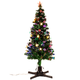 5' Spinning Fiber Optic Tree by Holiday Peak™