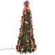 4' Plaid Pull-Up Tree by Holiday Peak™