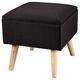 OakRidge™ Square Footstool Storage Ottoman