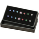 Swarovski Crystal Earrings Set of 7