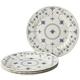 Finlandia Set of 4 Dinner Plates
