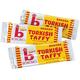Bonomo Turkish Taffy, Banana, set of 3