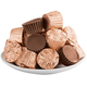 Asher's® Peanut Butter & Marshmallow Mini Cups, 8 oz.