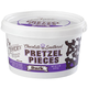2 Pound Chocolate Covered Pretzels Piece Pail