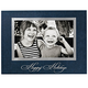 Traditional Happy Holidays Photo Christmas Card Set of 18