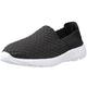 Silver Steps™ Comfort Flex Memory Foam Walking Shoe