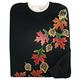 Golden Fall Leaves Sweatshirt
