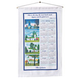 Personalized Church Four Seasons Calendar Towel