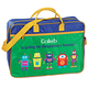 Personalized Boys Going To Grandma's Tote