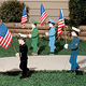 Lawn Military Stakes