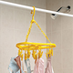 Hanging Clothes Dryer with 15 Clips