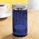 Blue Depression Glass Sugar Dispenser
