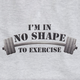 Men's Exercise T-Shirt