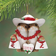 Dean Griff Personalized Sisters Charming Tail Ornament